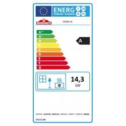 Certificado Energético Salamandra Derby 14 kw