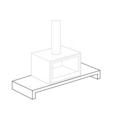Base Bench Flamebox
